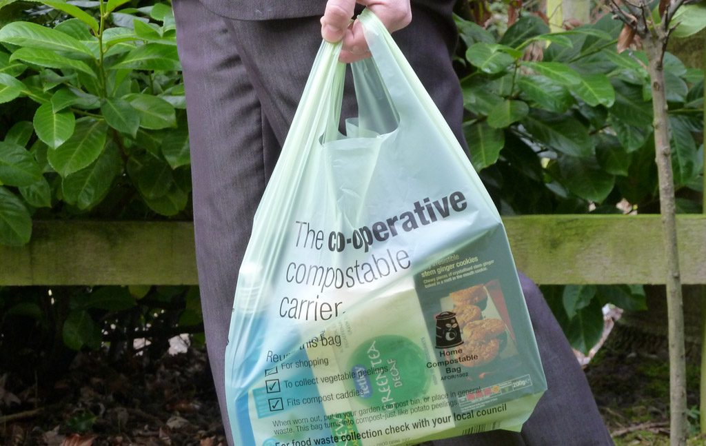 The Co-op compostable carrier rolls-out nationwide