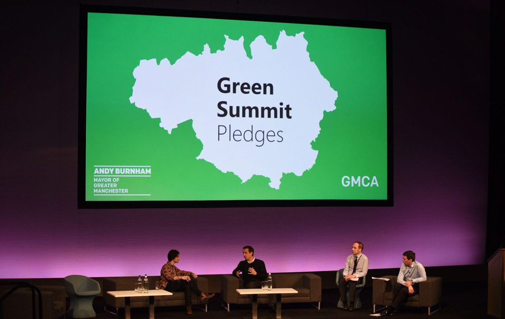 Green Carrier launched at the Manchester Green Summit